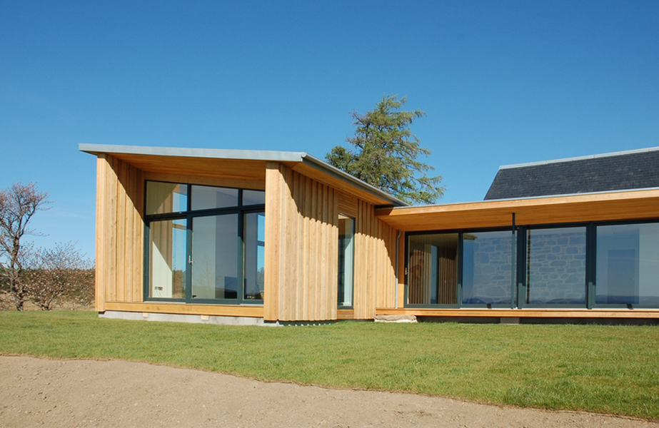 vincent timber   picture gallery   home grown cladding
